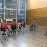 Journée Porte ouverte Handi-Basket avec B+